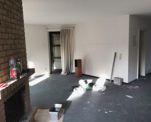 Wohnungssanierung im Rohbau Bild 8