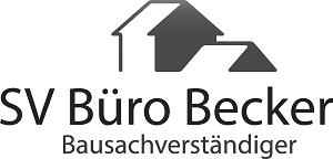 Logo SV Büro Becker Bausachverständiger